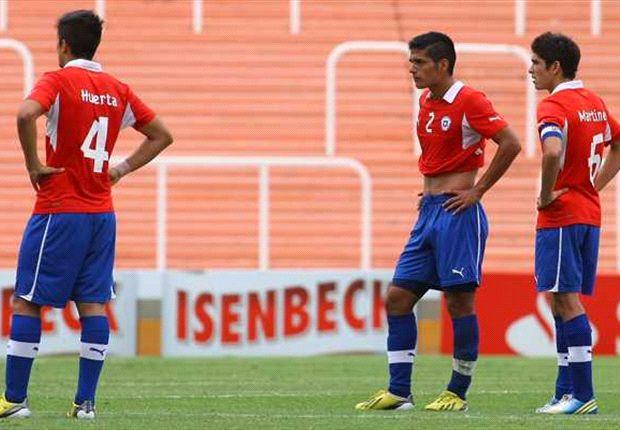 Chile quedó segundo de su grupo y deberá viajar para enfrentar a Croacia