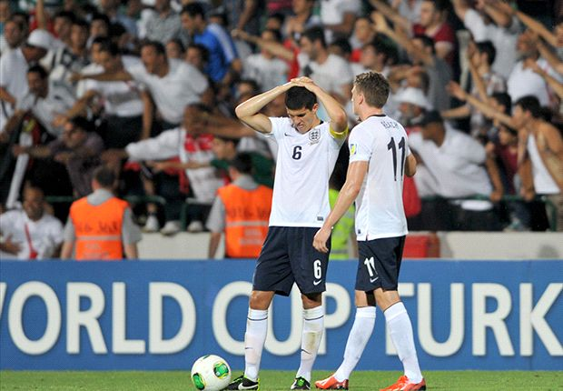 England U20s defeat against Egypt was 'worst performance', says Peter Taylor