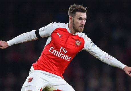 Ramsey named as Arsenal's new No. 8