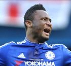 Mikel tackles Musa in League Cup