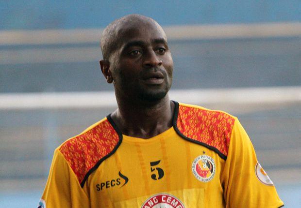 David Pagbe merasa kecewa langkah Semen Padang terhenti di perempat-final Piala AFC 2013