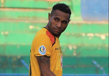 Tibo Kapten Sriwijaya FC Musim 2015