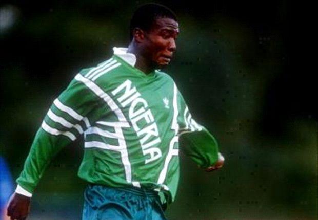 Fomer Nigeria midfielder Thompson Oliha dies at 44