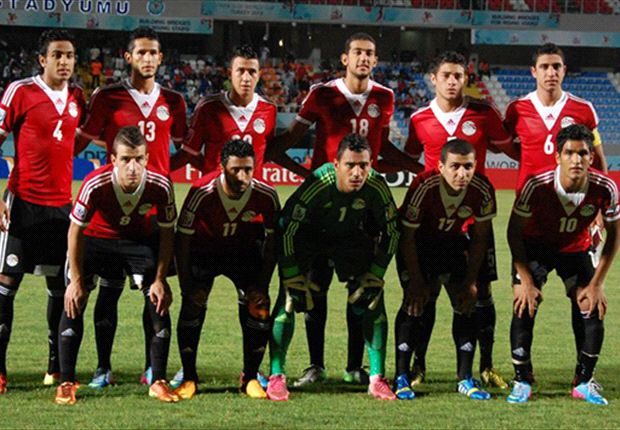 Egypt U20 coach steps down