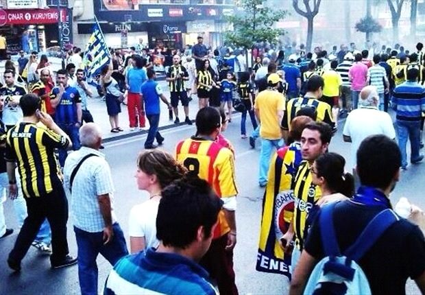 Fenerbahce and Besiktas have European bans upheld