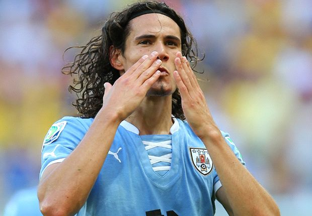 Motta hails Cavani ahead of expected PSG arrival