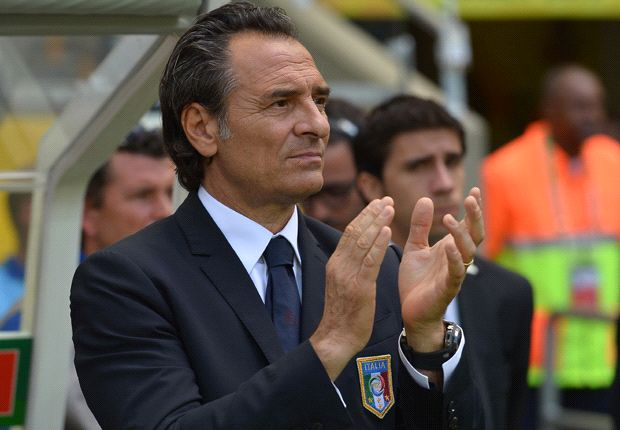 Prandelli to invite Pope to Italy-Argentina