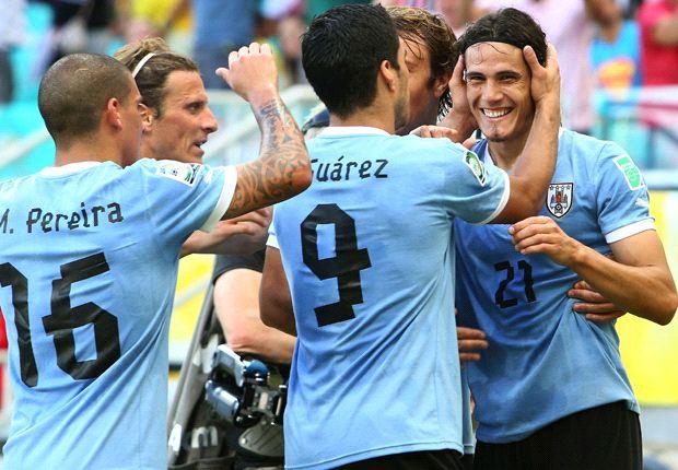 Kann Uruguay sich auf eine Heim-WM freuen?