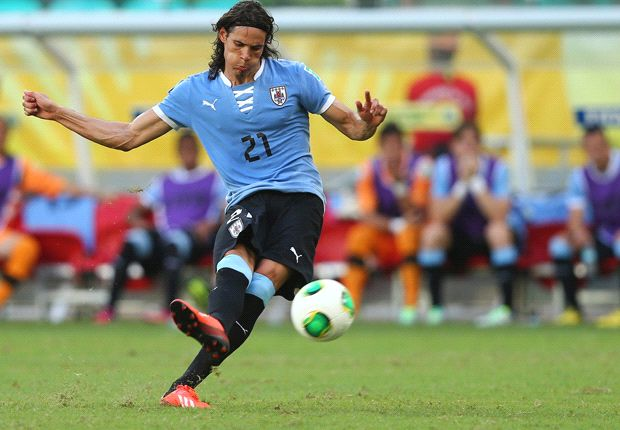 'Every game is a final for Uruguay' - Cavani