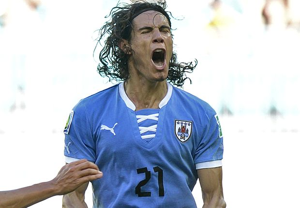 Cavani proud of Uruguay efforts