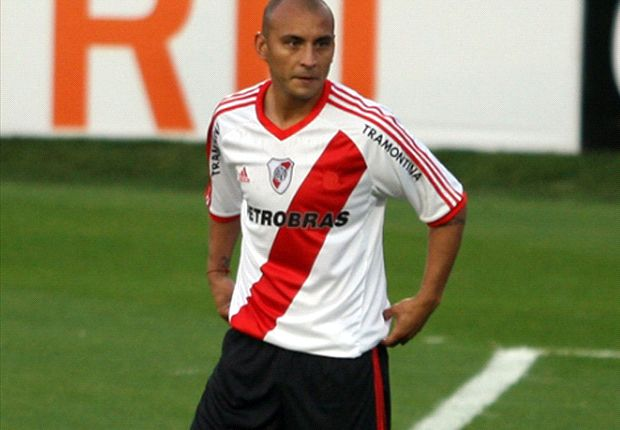 Cristian Ledesma, más cerca de renovar su contrato con River.