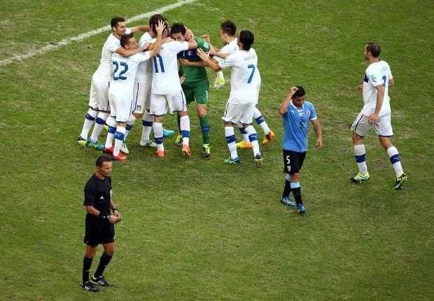 Menurut sang pelatih, Italia layak memenangkan laga perebutan tempat ketiga Piala Konfederasi.