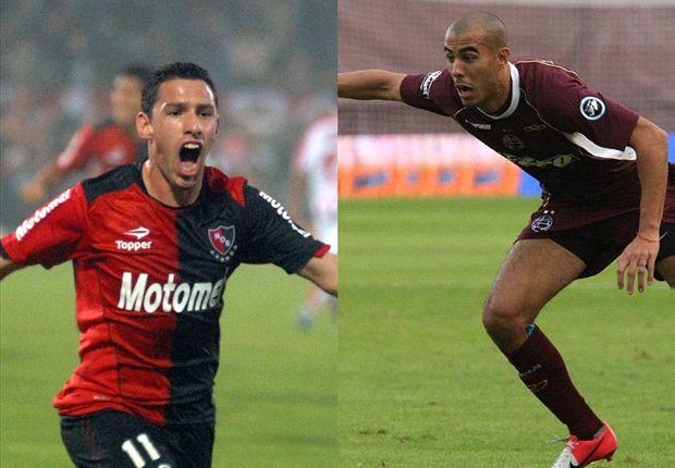 Maxi y Pizarro, dos volantes que recuperan pero también crean, de lo mejor que tuvo el Torneo Final.