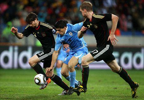 Suarez reveals TOUGHEST ever game