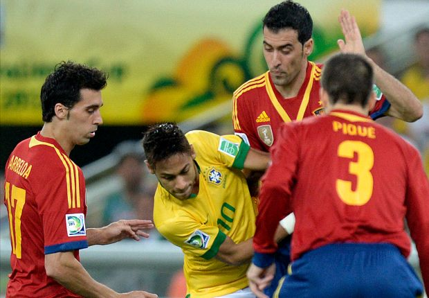 Brazil must avoid Spain, says Pele