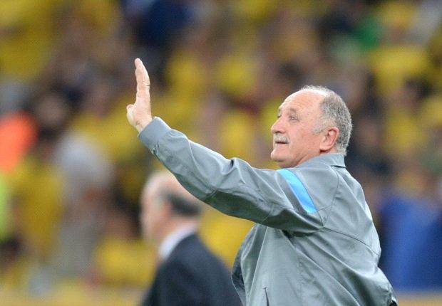 Felipao tak menyangka Brasil bisa mengalahkan Spanyol dengan skor telak