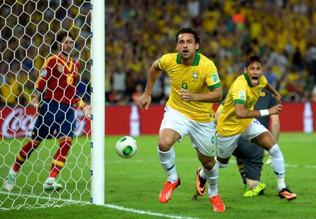 El delantero se la juega para asegurar su lugar con Brasil.