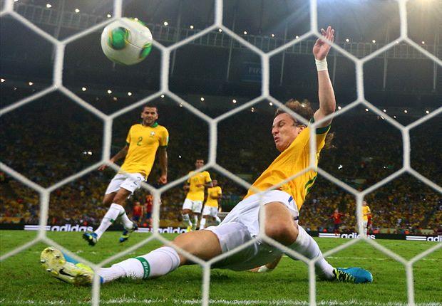David Luiz, héroe en Brasil, y objetivo en Múnich