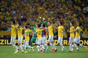 Confederations Cup Team of the Tournament: Neymar and Fred lead Brazilian front line