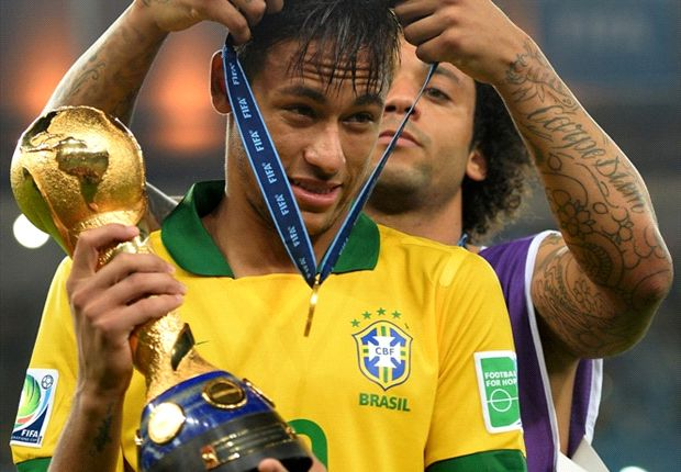 Marcelo: Neymar won't be my friend