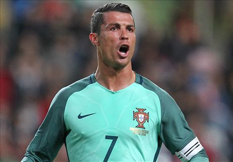 Ronaldo gives Portugal glimmer of hope