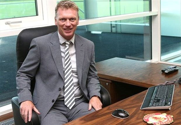 Moyes to hold first Manchester United press conference on Friday afternoon