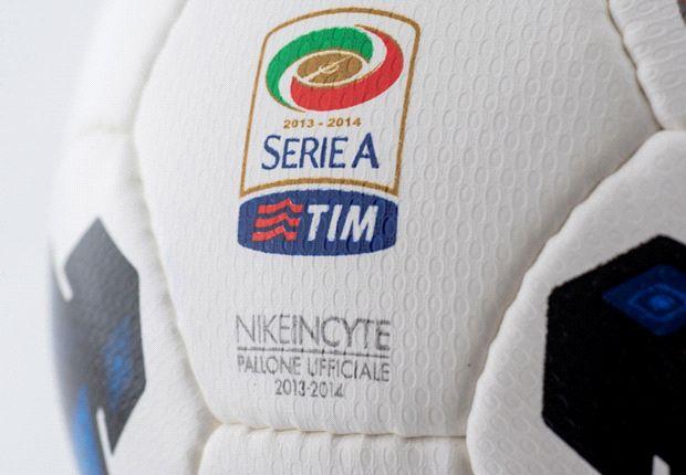 Il pallone della Serie A 2013/2014