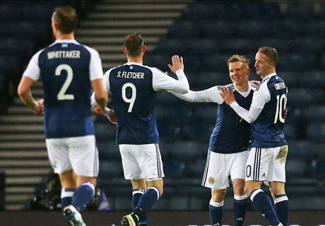 REPORT: Scotland see off Denmark