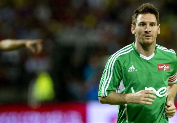 Messi no-show sparks sponsor row
