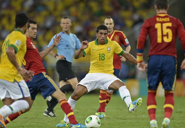 How powerful Paulinho will transform Tottenham