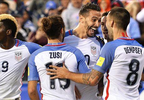 Ratings: USA 4-0 Guatemala