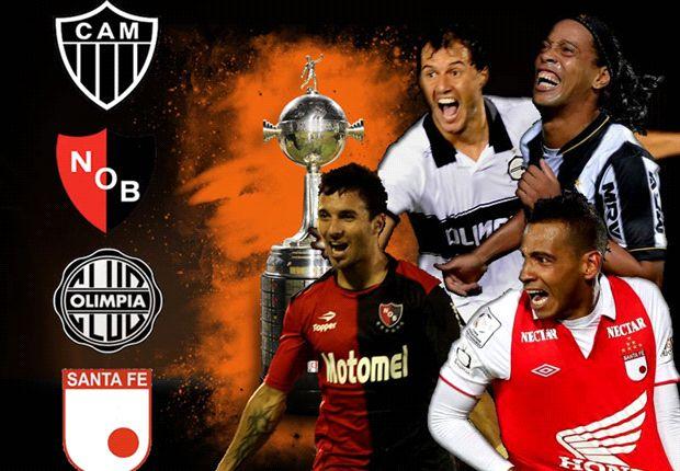 Los perfiles de los semifinalistas de la Copa Libertadores