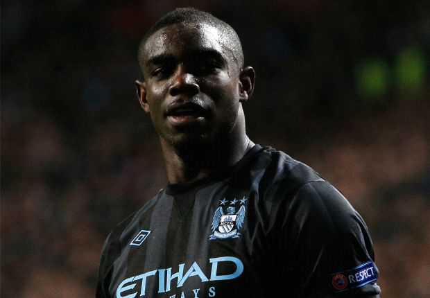 Richards rejects Man City exit reports