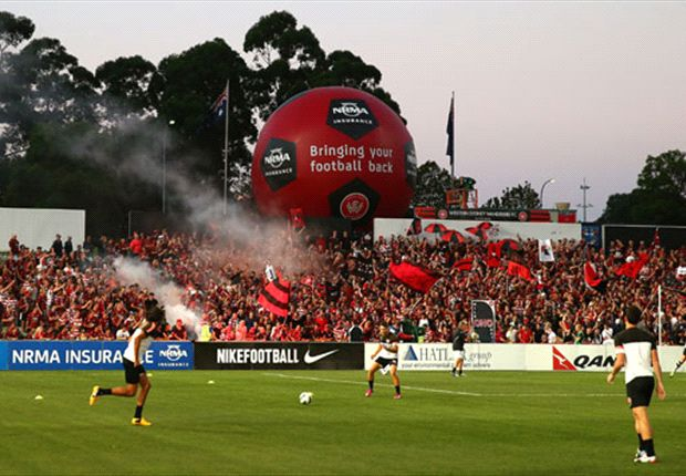 Wanderers fans can expect better facilities from 2015 onwards