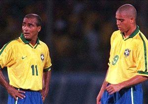 Romario ve Ronaldo - 1997