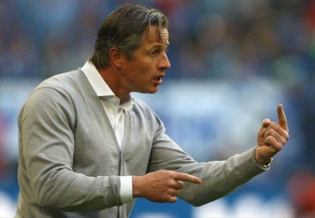 Jens Keller von Bundesligist FC Schalke 04