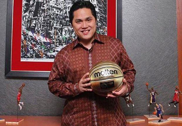 Thohir, tycoon indonesiano 43enne