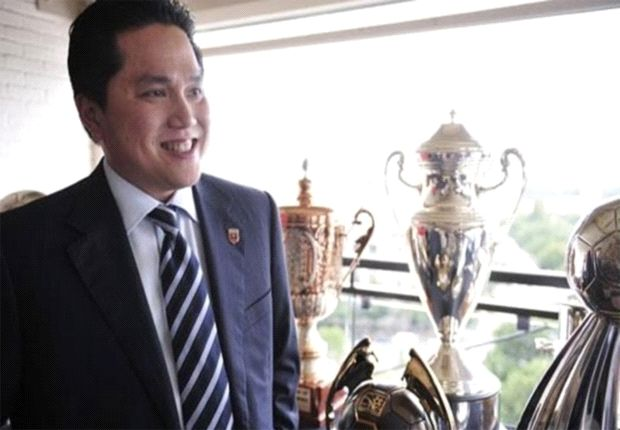 Indonesian investor Erick Thohir is closing in on his takeover of Inter Milan