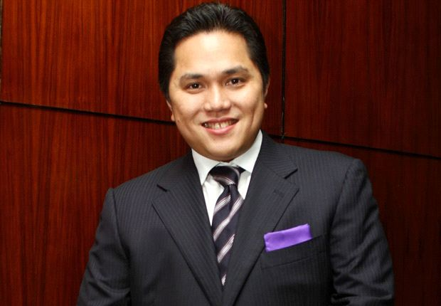 Thohir plays down Inter takeover claims
