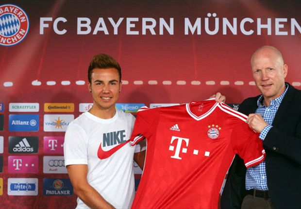 Guardiola's first strike: How Bayern landed 'talent of the century' Gotze from their greatest rivals