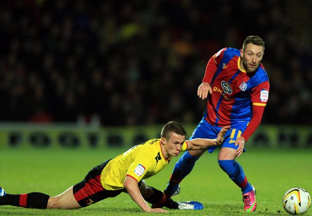 Dobbie: Crystal Palace home form will be crucial