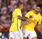 As atuações individuais da Seleção contra o Paraguai