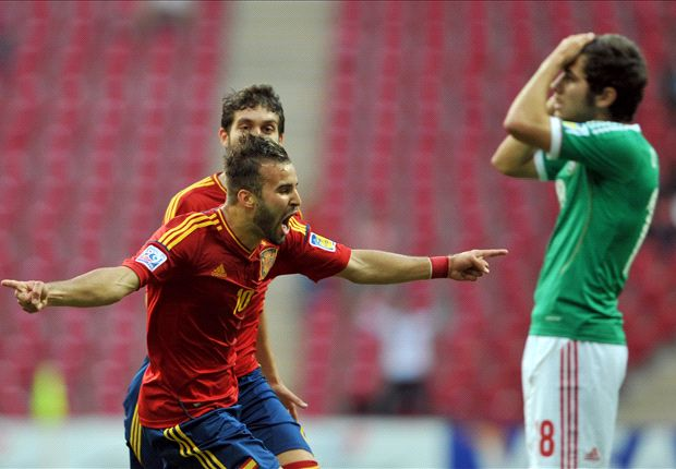 Spain U-20 2-1 Mexico U-20: Heartbreak for eliminated El Tri