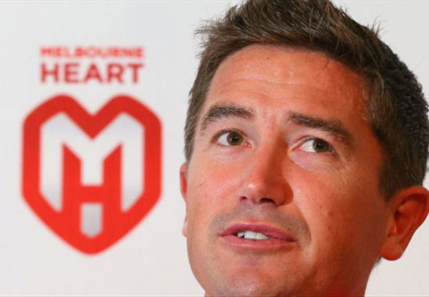 Kewell will make Melbourne Heart his number one priority