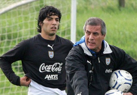 Suarez reveals his two favourite coaches