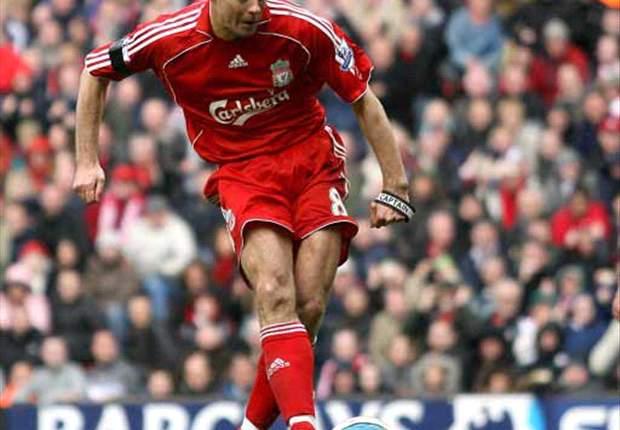 Lawan Fulham, Liverpool Tanpa Gerrard