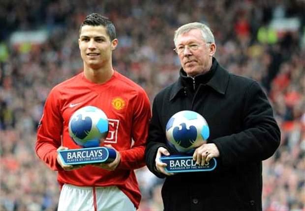 Ferguson: Me gustaría tener a Cristiano, pero es inasequible