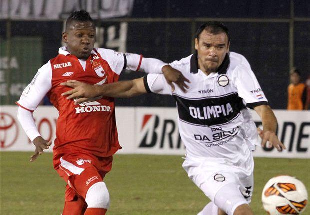Colombianos y paraguayos, a por la final de la Copa