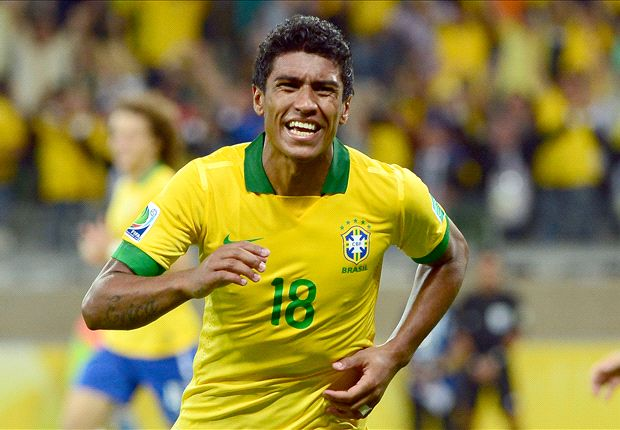 Paulinho plays like Lampard, says Villas-Boas