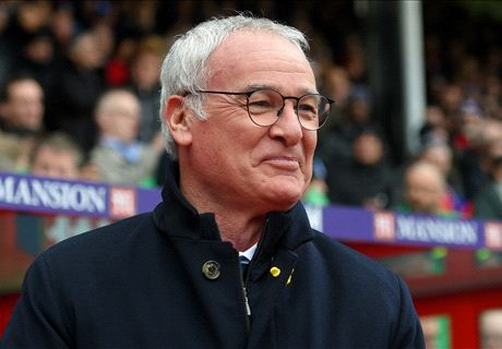 Ranieri: This is Leicester's only chance